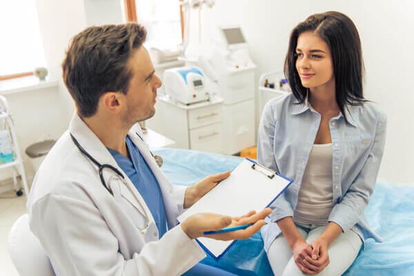 Arstiga loomuliku pereplaneerimise meetodist rääkimine